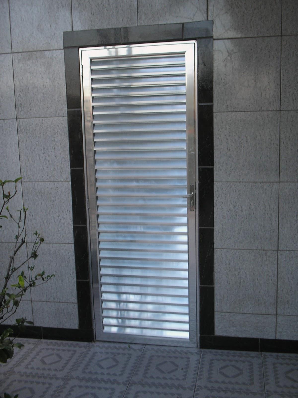 #486683 Design Aluminium: Porta veneziana 848 Manutenção Em Janelas De Aluminio Em Bh