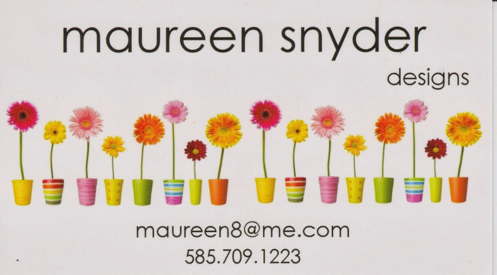 Maureen Snyder Designs