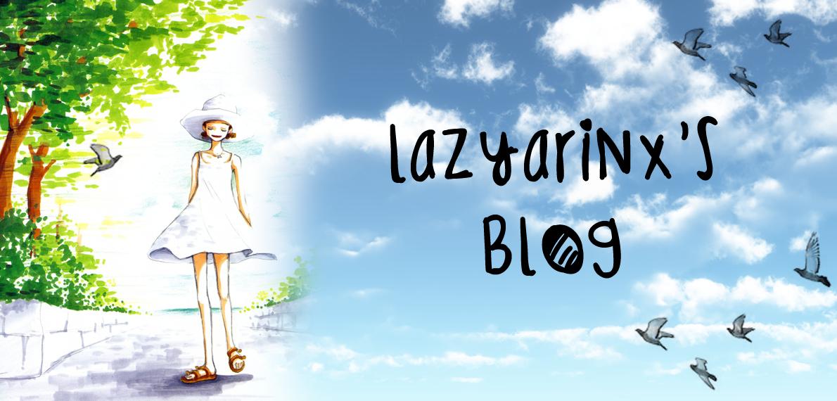 Lazyarinx's Blog
