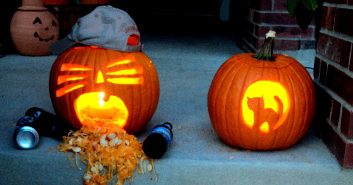Pumpkin Carving Patterns amp Templates  Better Homes and