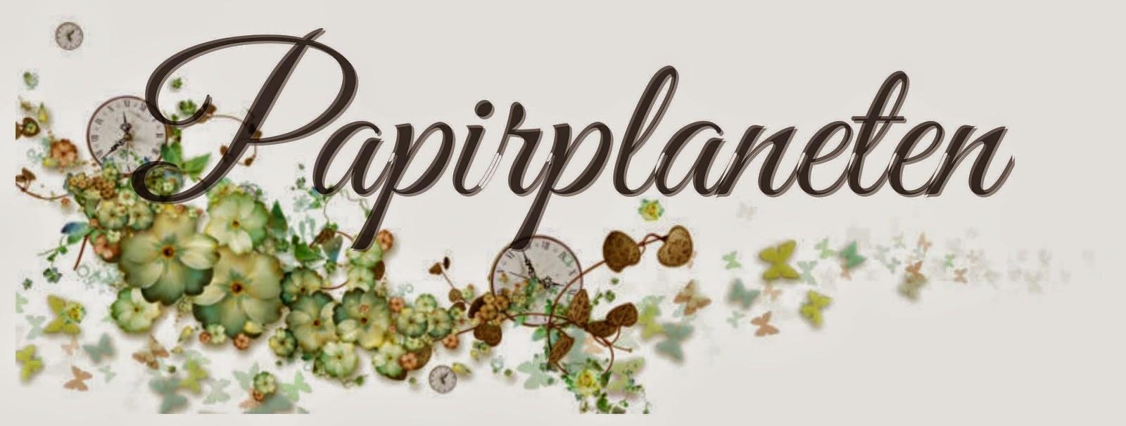 Papirplaneten