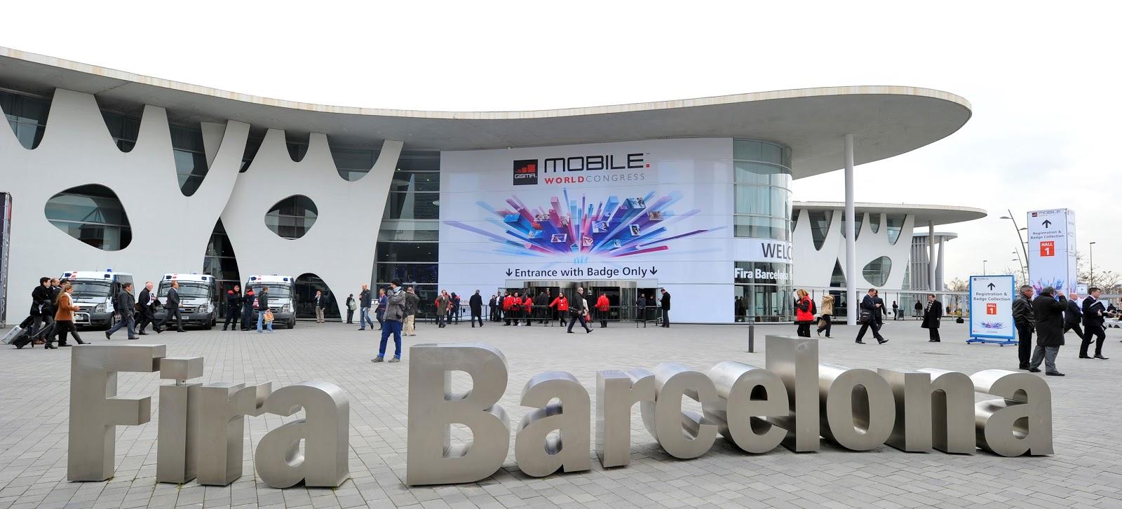 Acara MWC 2014 Di Barcelona