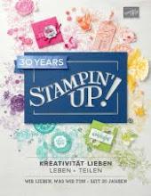 Stampin' Up! Jahreskatalog 2018 - 2019