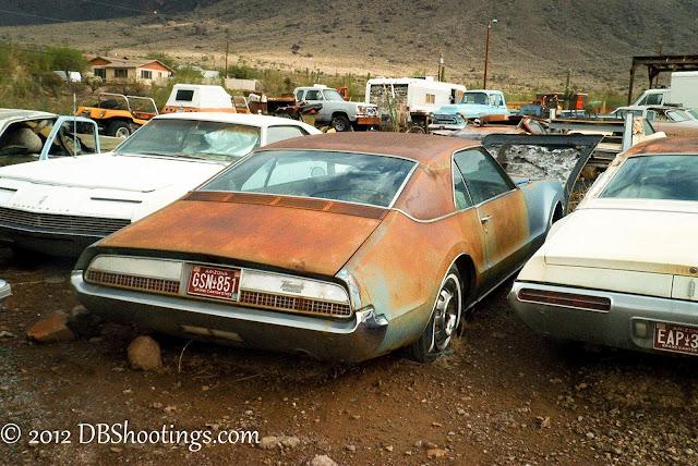 1967 Oldsmobile Tornado