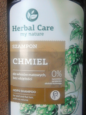 Herbal Care my nature Szampon CHMIEL Farmona