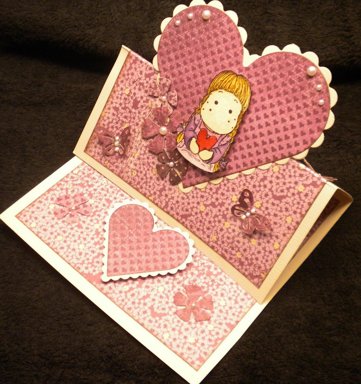 alla hjärtans kort