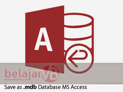 Cara Membuat Database Access (.mdb) | Tutorial Database Lengkap