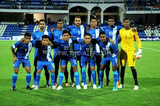 Oman capitalize on Indian defensive blunders