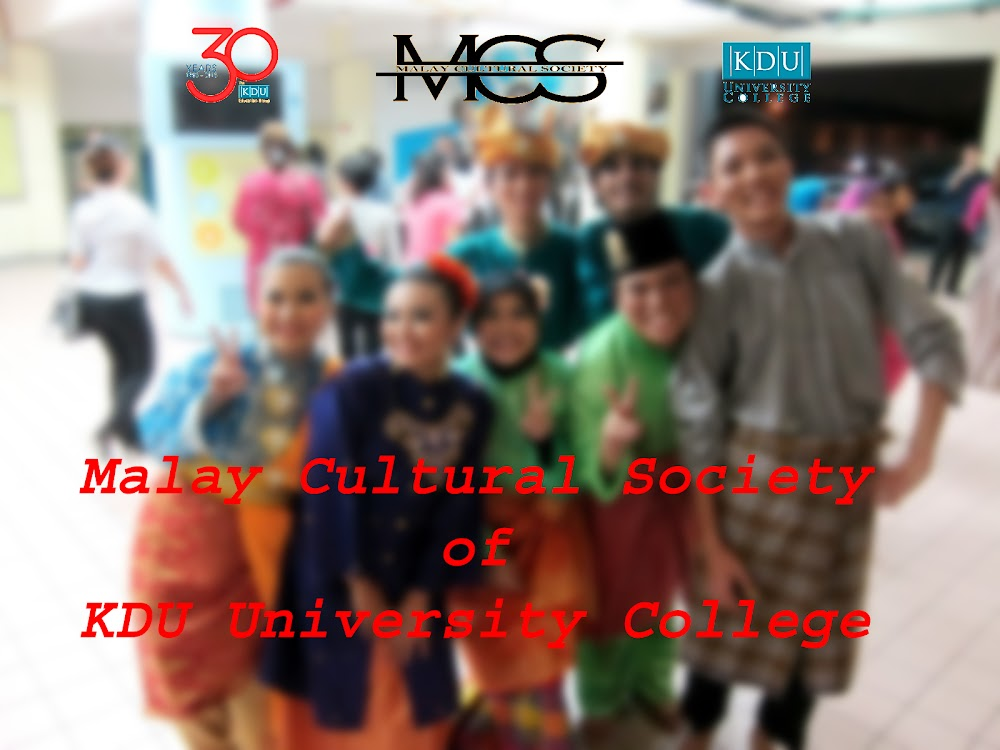 Malay Cultural Society of KDU University College