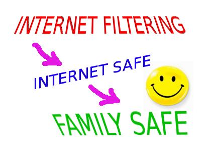 Internet Aman dan Nyaman Untuk Keluarga