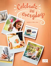 Stampin' Up Spring 2014 Catalog