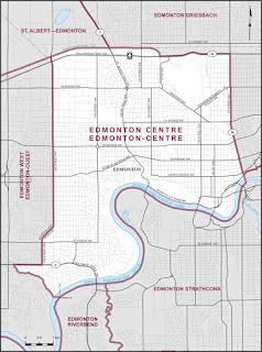 Strategic voting in Edmonton Centre