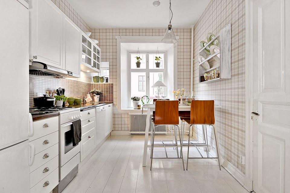 C mo mezclar estilos con encanto la reforma de un piso for Reforma piso antiguo