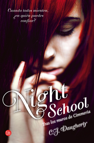 Night School. Tras los muros de Cimmeria