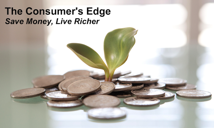 The Consumer's Edge - Save Money, Live Richer