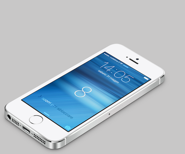 iOS 8 iPhone and iPad Wallpaper