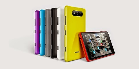 Nokia Lumia 820 Latest Flash File