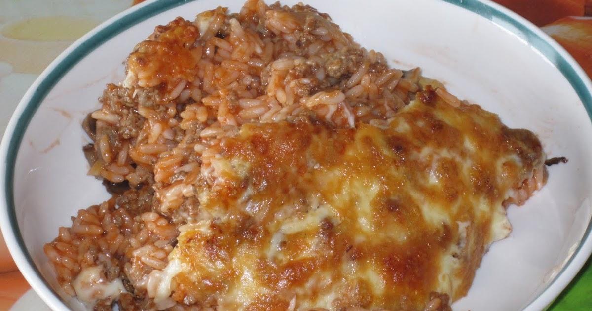 Cuisine chic et simple riz en casserole de annie for Art et cuisine casseroles