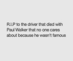Paul Walker quotes