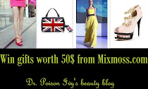 Win gifts worth 50$ from MIXMOSS