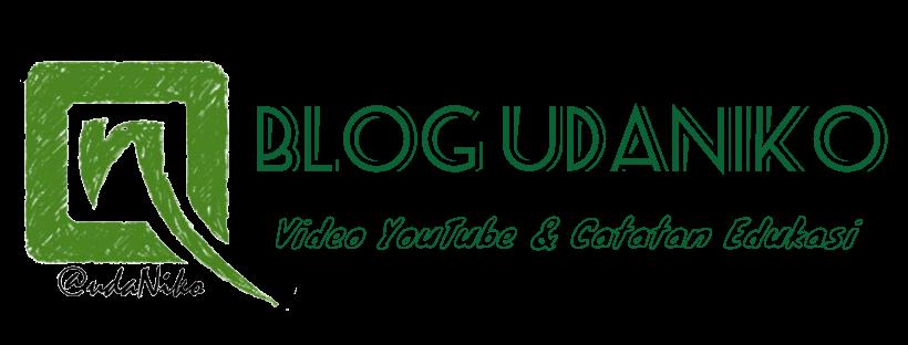 BlogUdaNiko | Sekadar Belajar dan Berbagi