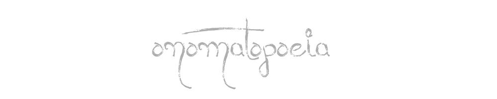 onomatopoeia