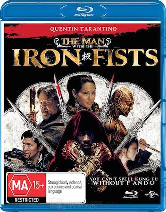 The Man with the Iron Fists 2012 Hindi Dubbed BluRay Download