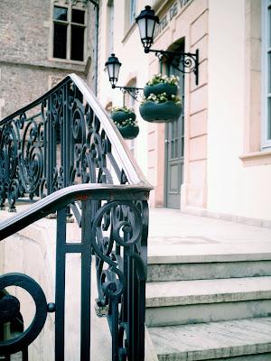 stair, rathaus,
