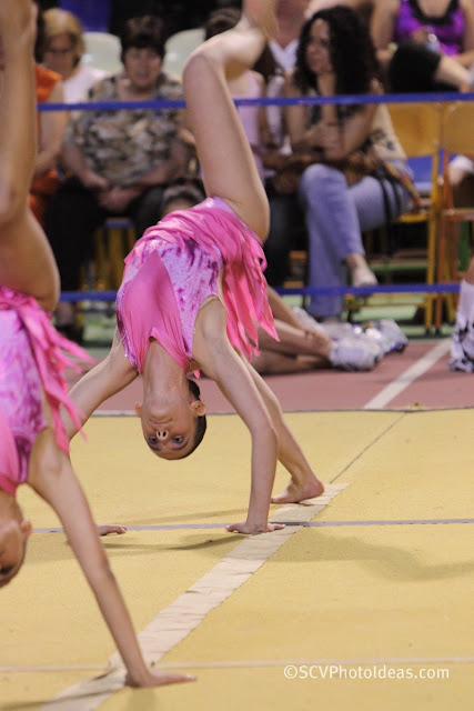 Rhythmic Gymnastics floor exercises IV