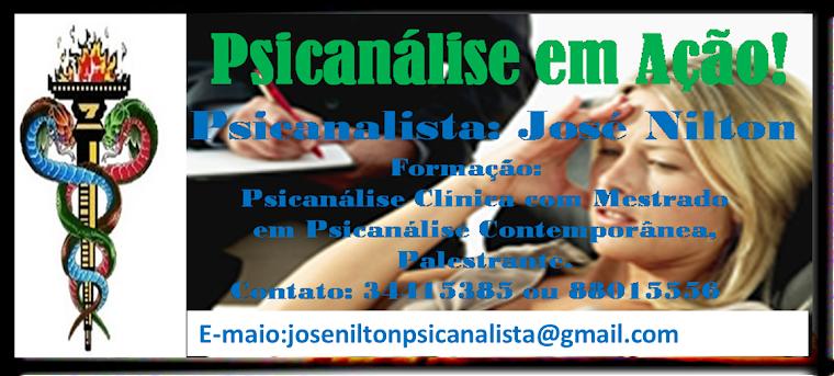 Psicanálise em Ação - José Nilton