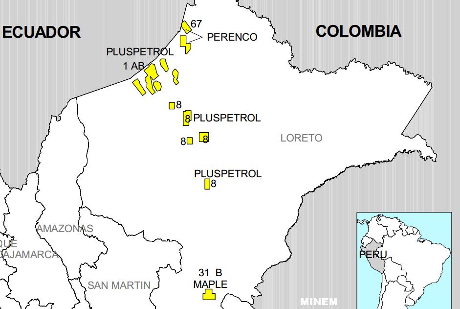 Desarrollo peruano petr leo en el lote 95 for Mi lote 1 ubicacion