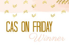Winnaar CAS on friday!