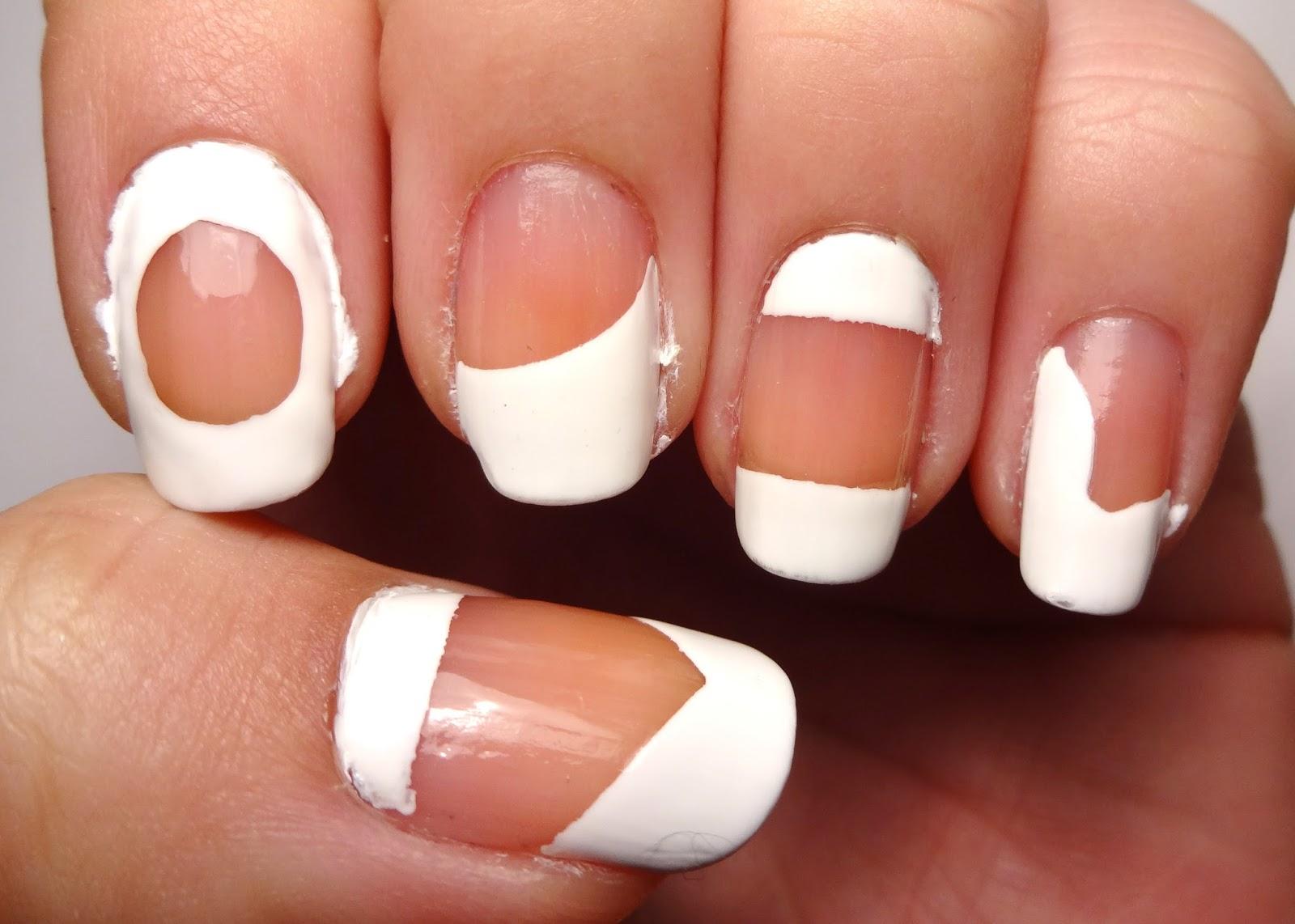 Cutout Nails