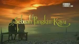 Sebuah Pangkin Kayu (2014)