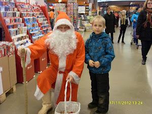 Joulupukkipalvelua isompaan ja pienempään tarpeeseen