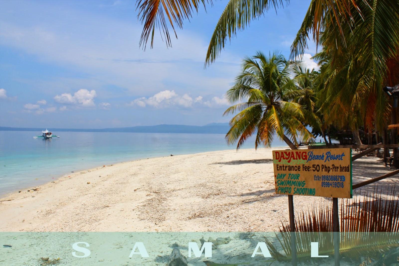 13 Gorgeous Beaches in Samal | Escape Manila