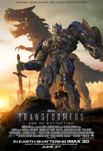 Transformers Age of Extinction (BRRip HD Español Latino) (2014)
