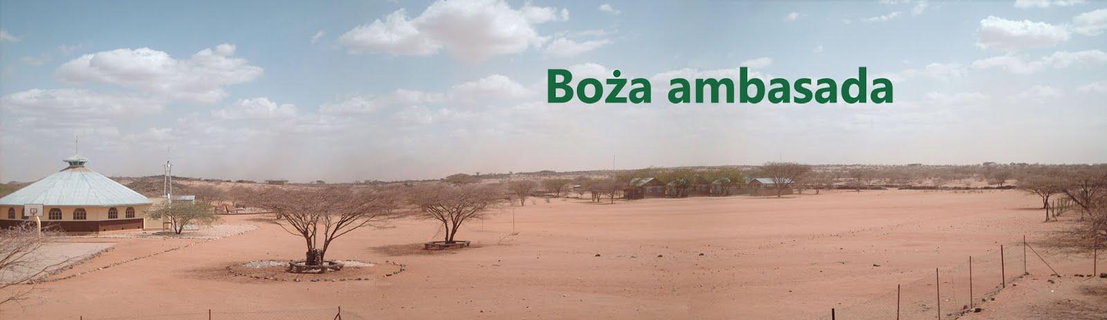 Boża ambasada w Zambii
