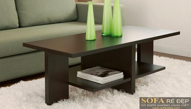 Bàn sofa gỗ BS023