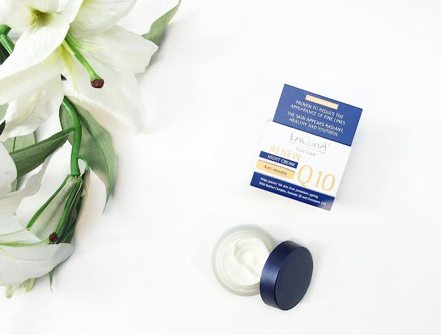 The  Lacura Expert Q10 Anti-Wrinkle Night Cream