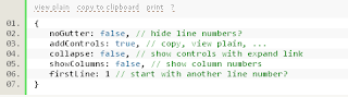 jQuery Plugin for Syntax Highlighting