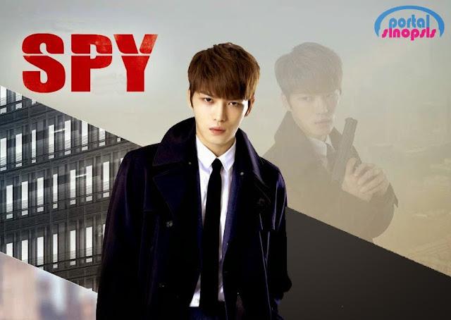 Sinopsis Drama Korea Spy Episode 1-Tamat