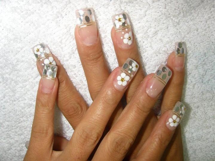 andrea gonzalez: decoraciones de uñas en gel