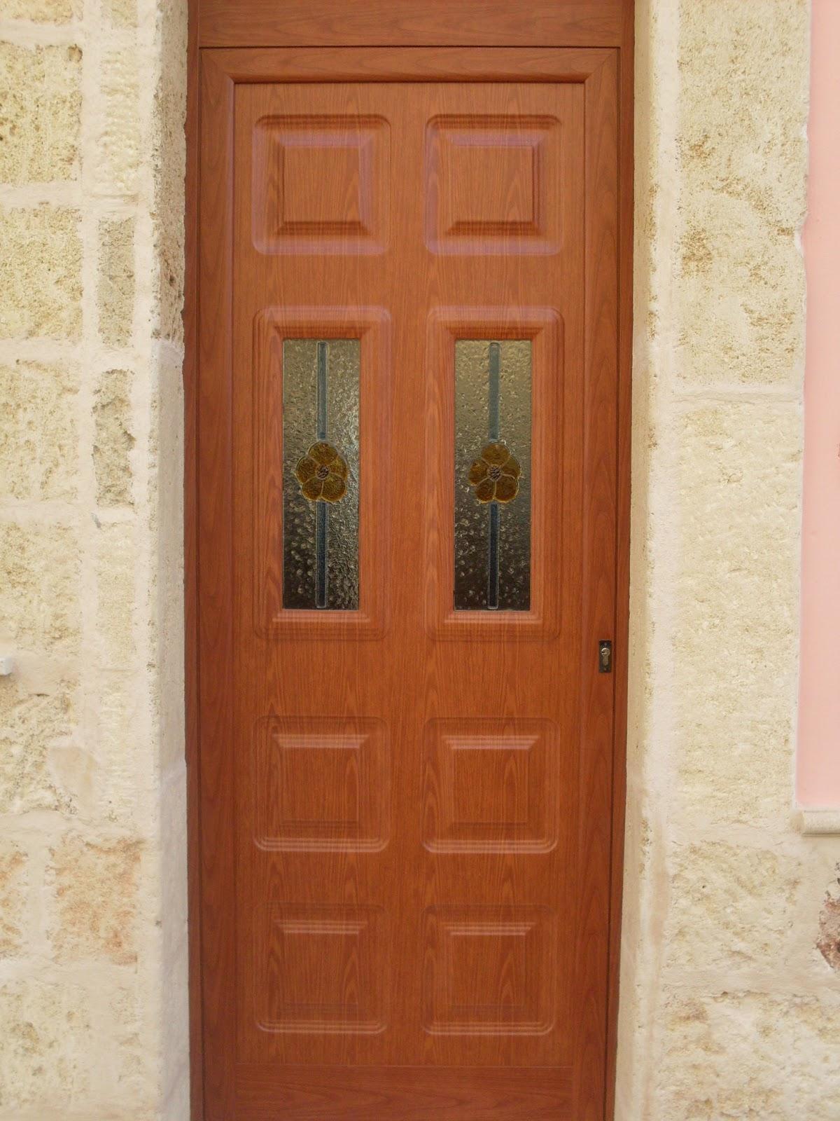 Gruppo infissi di longino d 39 aprile porte e finestre ferro legno alluminio ugento le - Porte e finestre lecce ...
