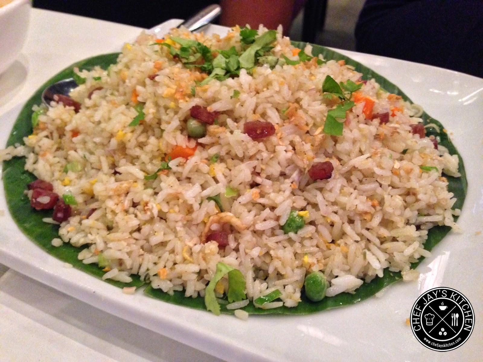 Silk Road Thai Restaurant - Silk Road Signature Rice