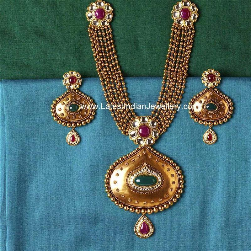 Contemporary Azva Bridal Jewellery