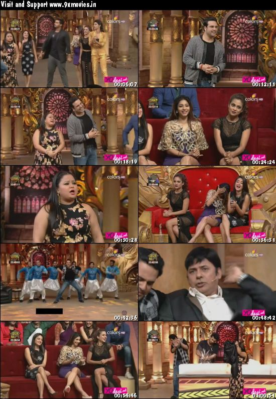 Comedy Nights Bachao 30 Jan 2016 HDTV 480p