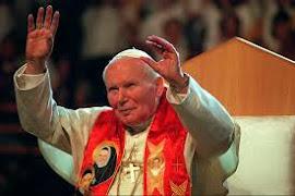 Sanctus Ioannes Paulus II, Pont. Max.