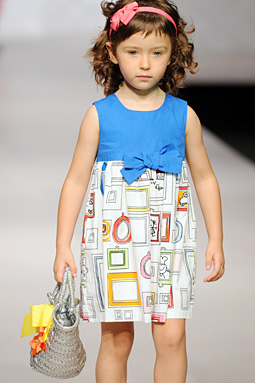 Spring Summer 2013 Kids Fashion Lourdes