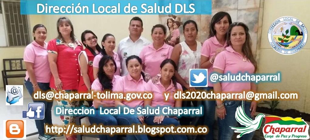 Dirección Local de Salud Chaparral Tolima